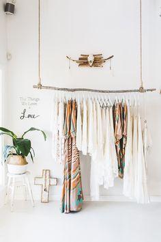 This Byron Bay Fashion Boutique Is a Bohemian Dream via @MyDomaine
