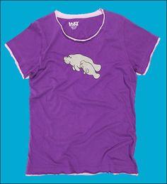 Pajama T-Shirt - Purple