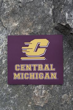 86a514af5 Central Michigan Flying C Central Michigan Mouse Pad