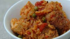 Chicken and Chorizo Rice Recipe | Fabulous One Pot Meal