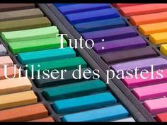 [Tuto] : Utiliser des pastels