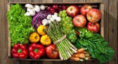 alimentation vegetarienne