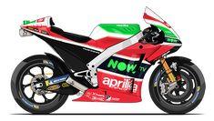 APRILIA RACING TEAM GRESINI | #41 - Aleix Espargaró (ESP) | #45 - Scott Redding (GBR)