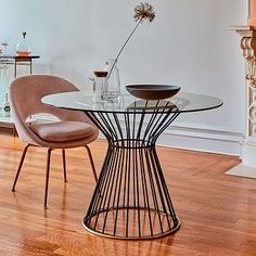 Hourglass Dining Table #westelm