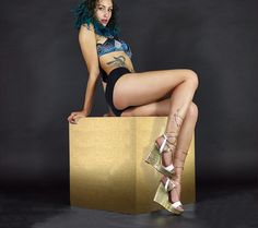 #shoes #raja #gold #violavinca