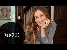 Watch Sarah Jessica Parker Answer 73 Questions In Her NYC Home