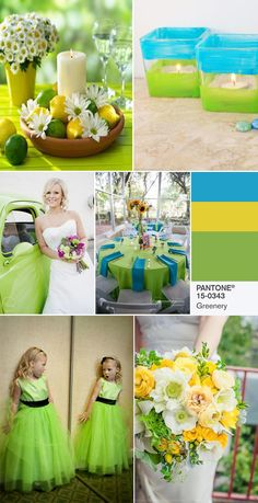 Top 10 Spring Wedding Colors From Pantone For 2017