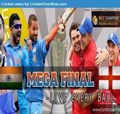 http://cricketoverflow.com/cricket-news-grand-final-between-england-and-india/  You can also Watch grand final of Champion's Trophy 2013 live Withouts adds at the link below. http://cricketoverflow.com/watch-cricket-channels-of-pakistan-live/