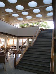 Gallery - AD Classics: MIT Baker House Dormitory / Alvar Aalto - 8