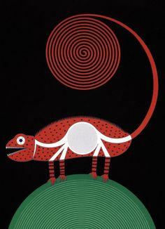 ilustración de Kazumasa Nagai