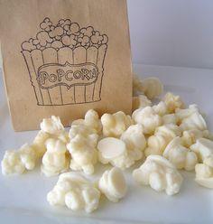Popcorn SOAP!