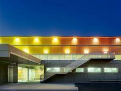 Novel Architecture: Arteixo Sport Center