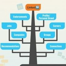 The Ecosystem of #LinkedIn -- #Infographic