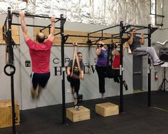 Our Wall Mounted Pullup Rig is a leader in the industry. We designed it in cooperation with folks that build for the US Military . That's one potent mix.