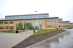 English/MFL hub exterior