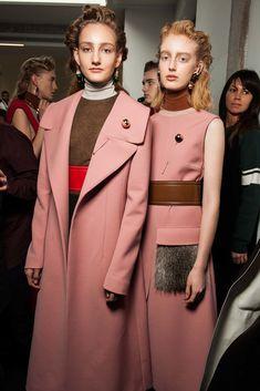 Marni Fall 2015 Ready-to-Wear Fashion Show Beauty