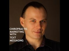 Chiropractic Marketing with Text Message Business Card. This video is showing how powerful a digital  business card could be. It is fast, efficient, reliable and looks great on your costumer's cell phone.