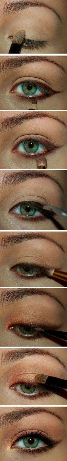 Hair/makeup/skin