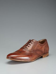 Wingtip Brogue Oxfords by Antonio Maurizi on Gilt Mens Wingtip Shoes, Brogues, Dream Shoes, Crazy Shoes, Suit Shoes, Fashion Shoes, Mens Fashion, Cool Style, Men's Style