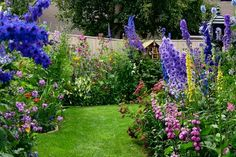 English style garden.............in Alaska