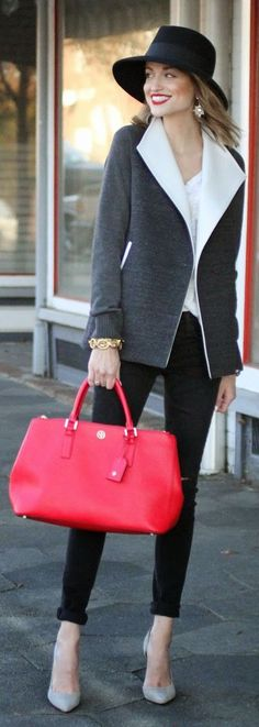 Red Retro Shape Tote # #Little Blonde Book #Fall Trends #Fashionistas #Best Of Fall Apparel #Tote Retro Shape #Retro Shape Totes #Retro Shape Tote Red #Retro Shape Tote Clothing #Retro Shape Tote 2014 #Retro Shape Tote Outfits #Retro Shape Tote How To Style
