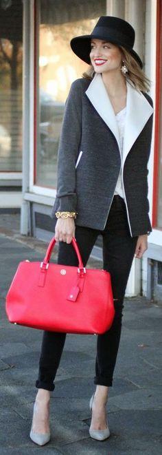 Street Style ~ Elegance