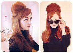 beehive hair - Bing Images