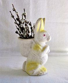 Vtpassion Team - HERE COMES PETER COTTON TAIL! by Cathy on Etsy