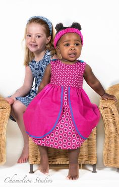 JenniDezigns is a boutique range of quirky yet classical clothing for young girls, giving them the freedom to just be children.