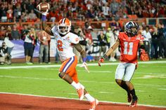 Orange Bowl vs OSU Photos - 2014, Bowl Game, Football, Ohio State, Sammy Watkins | TigerNet