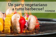 Barbecue vegetariano fa rima con birra