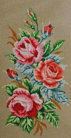 The most beautiful cross-stitch pattern - Knitting, Crochet Love Christmas Cross Stitch Alphabet, Cross Stitch Letters, Cross Stitch Bookmarks, Cross Stitch Borders, Cross Stitch Rose, Cross Stitch Flowers, Modern Cross Stitch, Cross Stitch Charts, Cross Stitch Designs