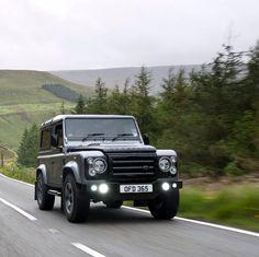 Overfinch Land Rover Defender