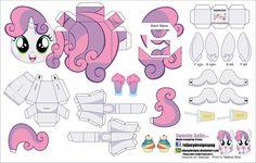Sweetie Belle 001 (Joinys 2.0) by ELJOEYDESIGNS.deviantart.com on @DeviantArt