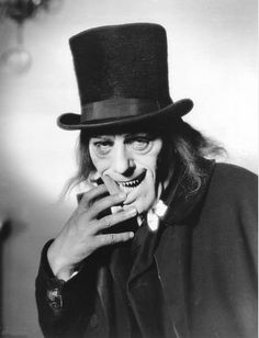 """London After Midnight"" Lon Chaney 1927 Retro Horror, Horror Icons, Gothic Horror, Vintage Horror, Horror Films, Funny Horror, Gothic Art, Horror Art, Classic Monster Movies"