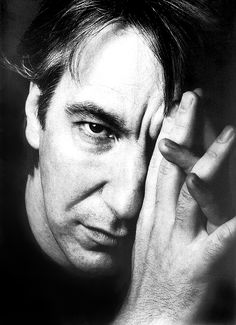 Great actor in everything I've seen him in from Die Hard, Galaxy Quest to of course Harry Potter. Snape everyone has a love hate relationship with Snape.