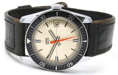Smiths vintage dive watch Cal. 552, 1960s
