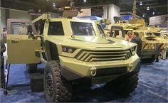 Boeing, Textron, Millenworks JLTV concept