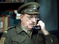 Latest Coverage: Vanessa Feltz discusses Arthur Lowe news story on BBC Radio 2 - Palamedes PR British Sitcoms, British Comedy, British Actors, English Comedy, Comedy Actors, Comedy Series, Tv Series, Dad's Army, Classic Comedies