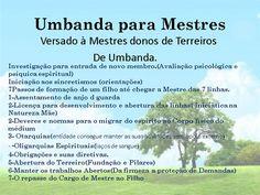 Umbanda para Mestres | Buzzero.com