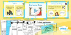 PlanIt - Geography Year 1 - Our Local Area Lesson What is Our Local Area Like? National Curriculum, Geography, Teaching Resources, United Kingdom, Landscapes, Teacher, School, Professor, Paisajes