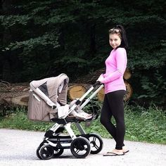 thanks @aliceruul #abcdesign #thinkbaby #turbomoments #pink #mother #mom #mommy #walking #stroller #kinderwagen #photooftheday #instagood #cute