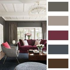 House interior living room paint colors 28 ideas for 2019 Interior Design Living Room, Living Room Designs, Living Room Decor, Bedroom Decor, Living Room Lighting, Interior Paint, Room Paint Colors, Paint Colors For Living Room, Living Room Color Schemes