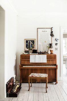 Een zonovergoten familiehuis in Zweden - Roomed | roomed.nl