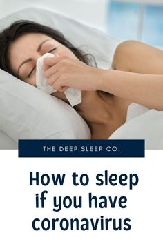 Sleep plays a vital role in the immune system. This article is intended to help people with a mild respiratory illness get quality sleep, to aid recovery. Sleeping Alone, Good Sleep, Snoring, Life Advice, Insomnia, Immune System, Helping People, Plays, Recovery