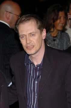 Steve Buscemi during 3rd Annual Tribeca Film Festival Coffee And Cigarettes New York Premiere at Stuyvesant High School in New York City New York...