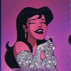 Badass Aesthetic, Disney Aesthetic, Bad Girl Aesthetic, Aesthetic Anime, Mood Wallpaper, Aesthetic Pastel Wallpaper, Disney Wallpaper, Cartoon Quotes, Cartoon Icons