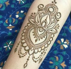 Image result for thigh henna