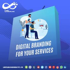 Yes, it's true that branding your services/products digitally, save your time. Call us now for more details ! Visit us : www.in Call us : 96620 53958 Branding Services, Pinterest For Business, Brand You, Save Yourself, Digital Marketing, Advertising, Products, Gadget