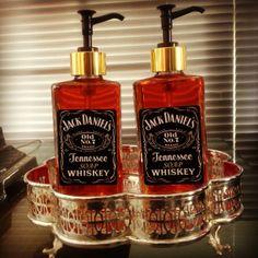 Sabonete liquido- Jack Daniels Soap